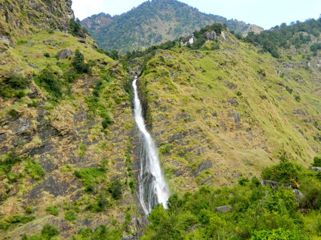 Pithoragarh falls